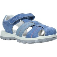 Schoenen Kinderen Sandalen / Open schoenen Primigi 5391200 Blauw