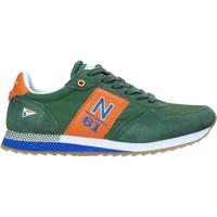 Schoenen Heren Lage sneakers Navigare NAM013550 Groen