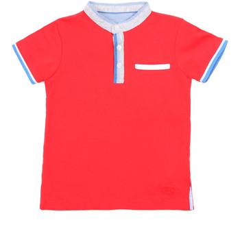 Textiel Kinderen Polo's korte mouwen Losan 015-1791AL Rood