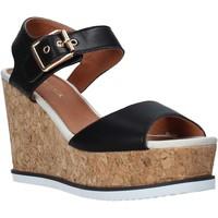 Schoenen Dames Sandalen / Open schoenen Lumberjack SW83106 001 Q85 Zwart