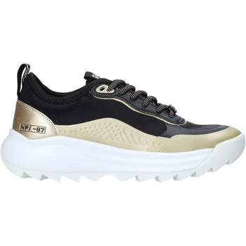 Schoenen Dames Lage sneakers Napapijri NA4ET8 Zwart