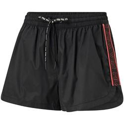 Textiel Dames Korte broeken / Bermuda's Fila 683030 Zwart