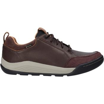 Schoenen Heren Lage sneakers Clarks 26135401 Bruin