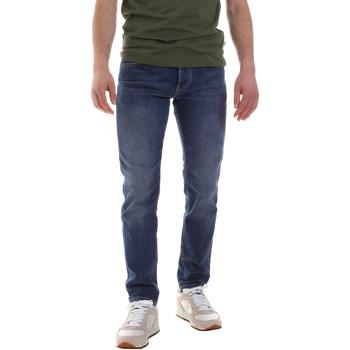 Textiel Heren Straight jeans Sseinse PJE622SS Blauw