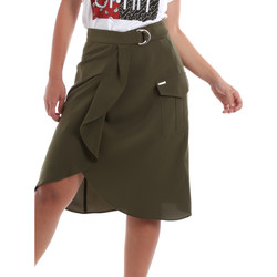 Textiel Dames Rokken Liu Jo WA0059 T5809 Groen