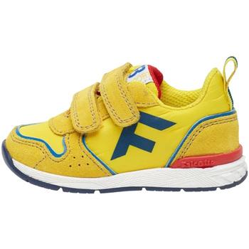 Schoenen Kinderen Lage sneakers Falcotto 2014924 01 Geel