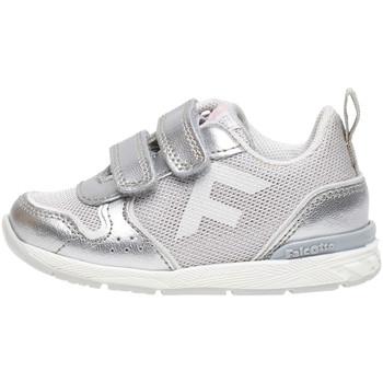 Schoenen Kinderen Lage sneakers Falcotto 2014924 04 Zilver