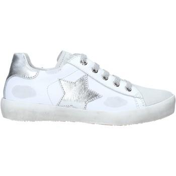 Schoenen Kinderen Hoge sneakers Naturino 2014752 02 Wit