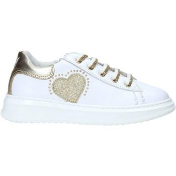 Schoenen Kinderen Lage sneakers Naturino 2014788 01 Wit