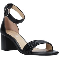 Schoenen Dames Sandalen / Open schoenen Apepazza S0MELODY07/MES Zwart