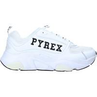 Schoenen Dames Lage sneakers Pyrex PY020233 Wit
