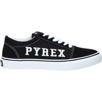 Schoenen Dames Lage sneakers Pyrex PY020224 Zwart