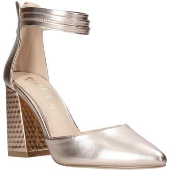Schoenen Dames pumps Gold&gold A20 GD218 Roze