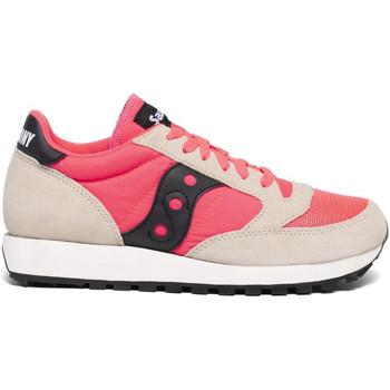 Schoenen Dames Lage sneakers Saucony S60368 Roze
