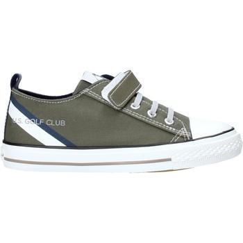 Schoenen Kinderen Lage sneakers U.s. Golf S20-SUK608 Groen