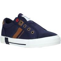 Schoenen Kinderen Lage sneakers Fred Mello S20-SFK305 Blauw