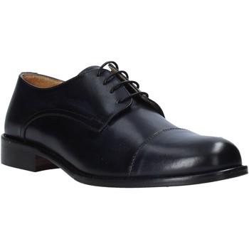 Schoenen Heren Derby Exton 6013 Zwart