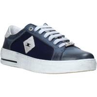 Schoenen Heren Lage sneakers Exton 177 Blauw
