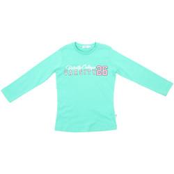 Textiel Kinderen T-shirts met lange mouwen Melby 70C5615 Groen