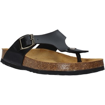 Schoenen Kinderen Teenslippers Bamboo BAM-222 Zwart