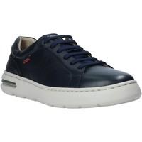 Schoenen Heren Lage sneakers CallagHan 14100 Blauw