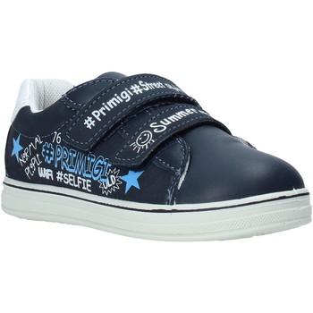 Schoenen Jongens Lage sneakers Primigi 5358711 Blauw