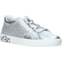 Schoenen Meisjes Lage sneakers Primigi 5433722 Zilver