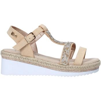 Schoenen Meisjes Sandalen / Open schoenen Miss Sixty S20-SMS785 Goud