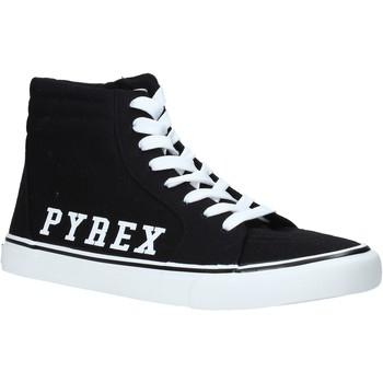 Schoenen Heren Hoge sneakers Pyrex PY020203 Zwart