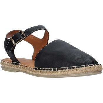 Schoenen Dames Sandalen / Open schoenen Bueno Shoes 9J322 Zwart