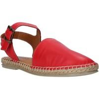 Schoenen Dames Sandalen / Open schoenen Bueno Shoes 9J322 Rood
