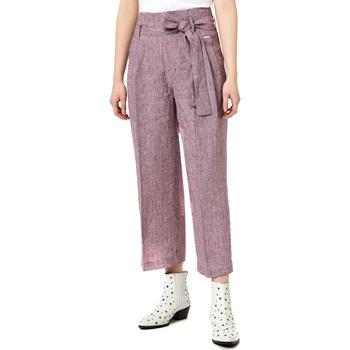 Textiel Dames Losse broeken / Harembroeken Liu Jo FA0211 T4185 Paars