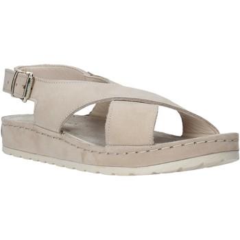 Schoenen Dames Sandalen / Open schoenen Lumberjack SW83506 002 D01 Beige