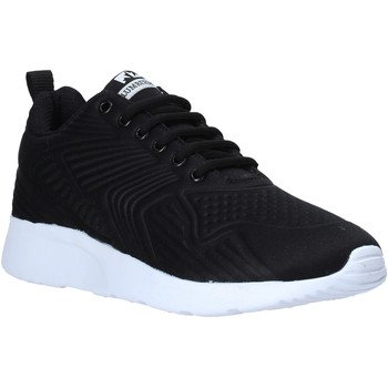 Schoenen Dames Lage sneakers Lumberjack SW78311 001 C01 Zwart
