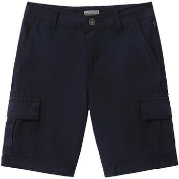 Textiel Kinderen Korte broeken / Bermuda's Napapijri NP0A4E4G Blauw