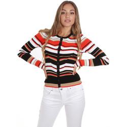 Textiel Dames Vesten / Cardigans Liu Jo MA0084 MA99E Oranje