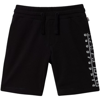 Textiel Kinderen Korte broeken / Bermuda's Napapijri NP0A4E4I Zwart