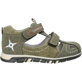 Schoenen Kinderen Sandalen / Open schoenen Lumberjack SB42106 004 P63 Groen