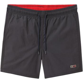 Textiel Heren Zwembroeken/ Zwemshorts Napapijri NP0A4EB2 Grijs