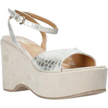 Schoenen Dames Sandalen / Open schoenen Grace Shoes 104003 Beige