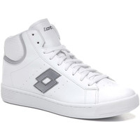 Schoenen Dames Hoge sneakers Lotto 212080 Wit