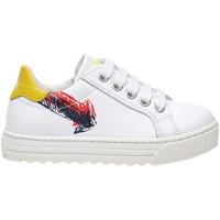 Schoenen Kinderen Lage sneakers Naturino 2014868 01 Wit