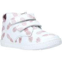 Schoenen Meisjes Hoge sneakers Melania ME0958A0S.B Wit