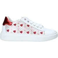 Schoenen Meisjes Lage sneakers Melania ME2252D0S.A Wit