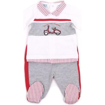 Textiel Kinderen Setjes Melby 20Q7330 Rood
