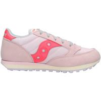 Schoenen Kinderen Lage sneakers Saucony SK162482 Roze