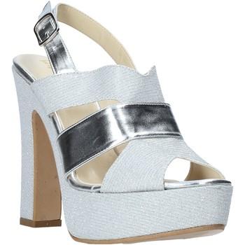 Schoenen Dames Sandalen / Open schoenen Esther Collezioni ELE 084 Zilver