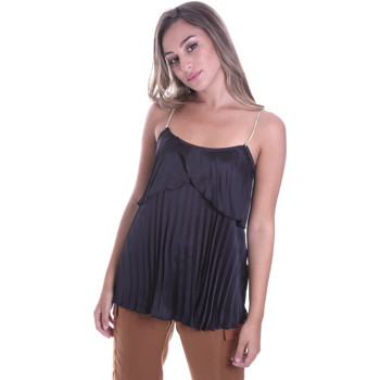 Textiel Dames Tops / Blousjes Liu Jo FA0115 T5957 Zwart