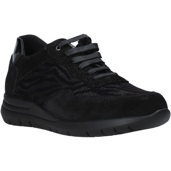 Schoenen Dames Lage sneakers Grunland SC2961 Zwart