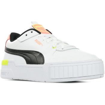 Schoenen Dames Lage sneakers Puma Cali Sport Wn's Wit